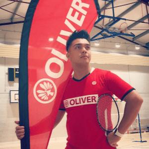 Andy - Badminton - Glasgow