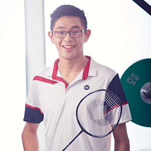 Adam - Badminton - London